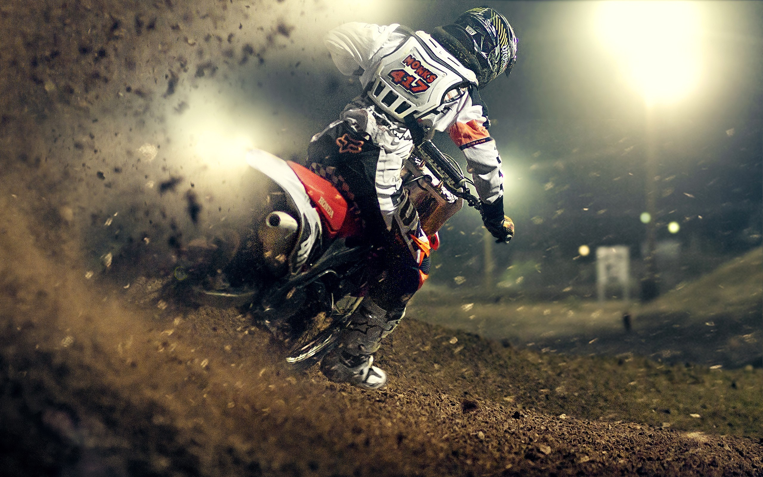 building motorcross champions dirt soldiers motocross school. Black Bedroom Furniture Sets. Home Design Ideas