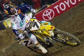 James Stewart Getting Ready For 2014 Supercross